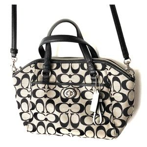 Day or Night Coach Purse